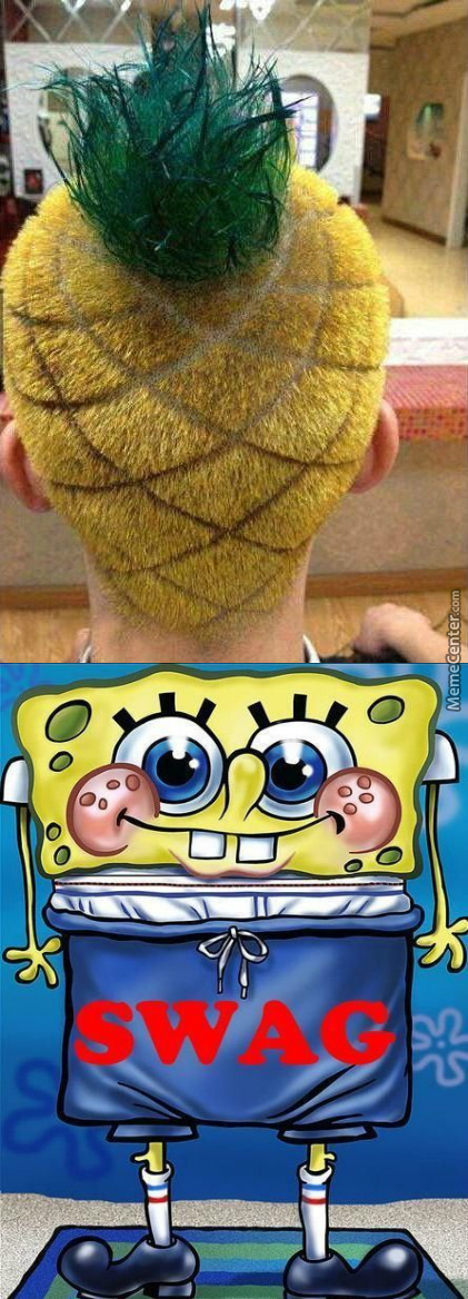 One Of The Dumbest Haircuts I Have Ever Seen.