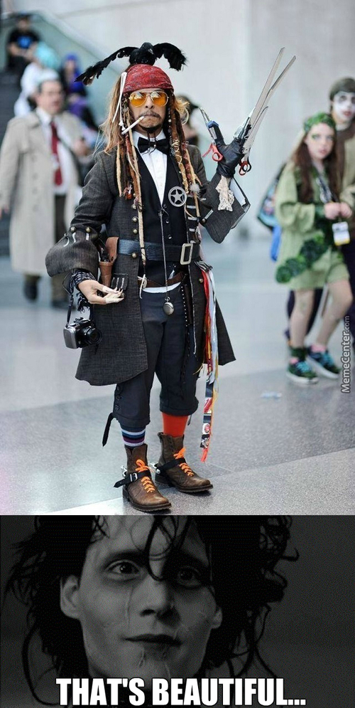 One Of The Most Epic Cosplays I Have Ever Seen