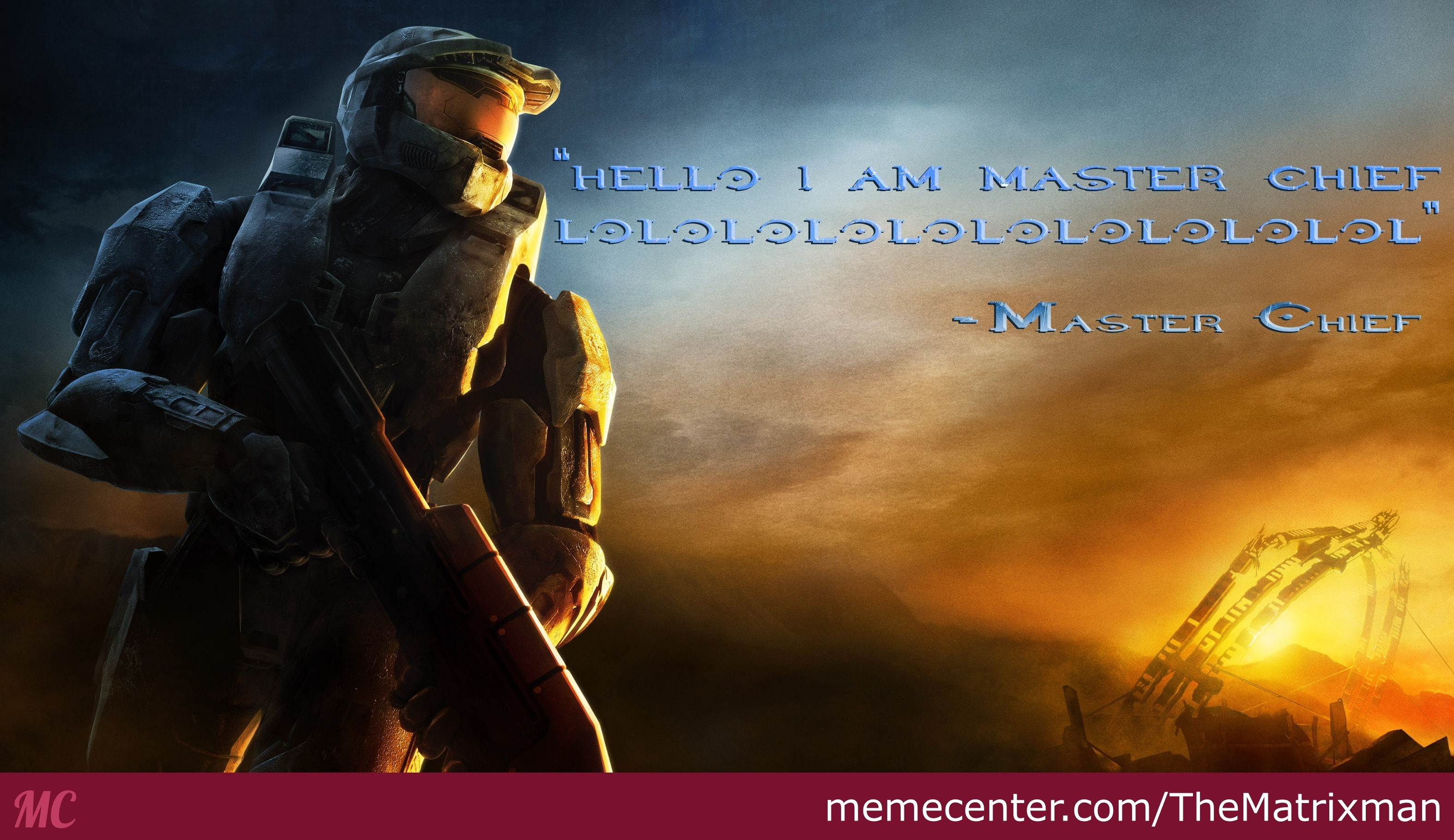 One Of The Most Memorable Quotes During The Halo 3 Era