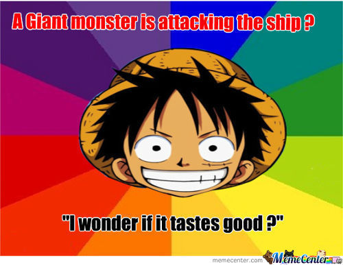 One Piece Is Awesome