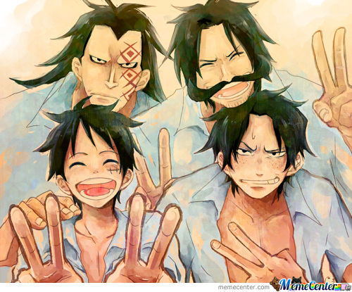 One Piece: We Are Family