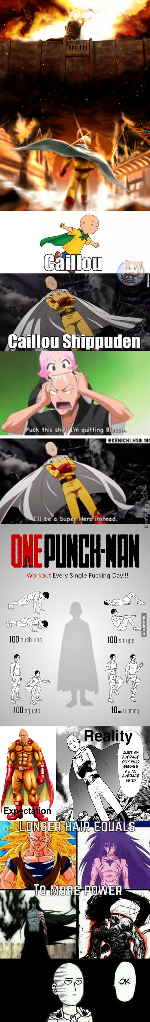 One Punch Man Compilations