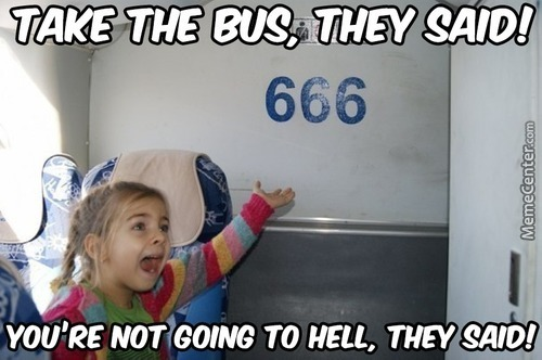 One Ticket To Hell Please