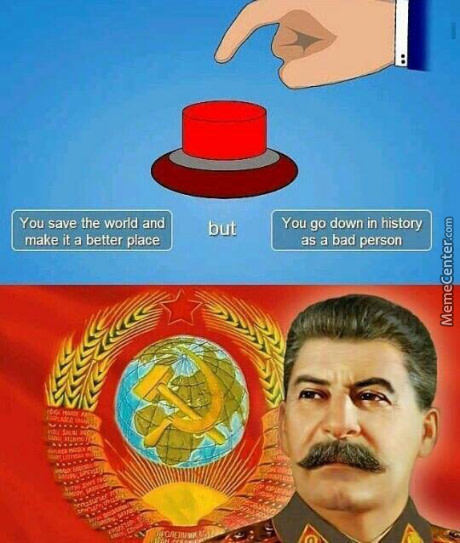 One Way Ticket To Gulag