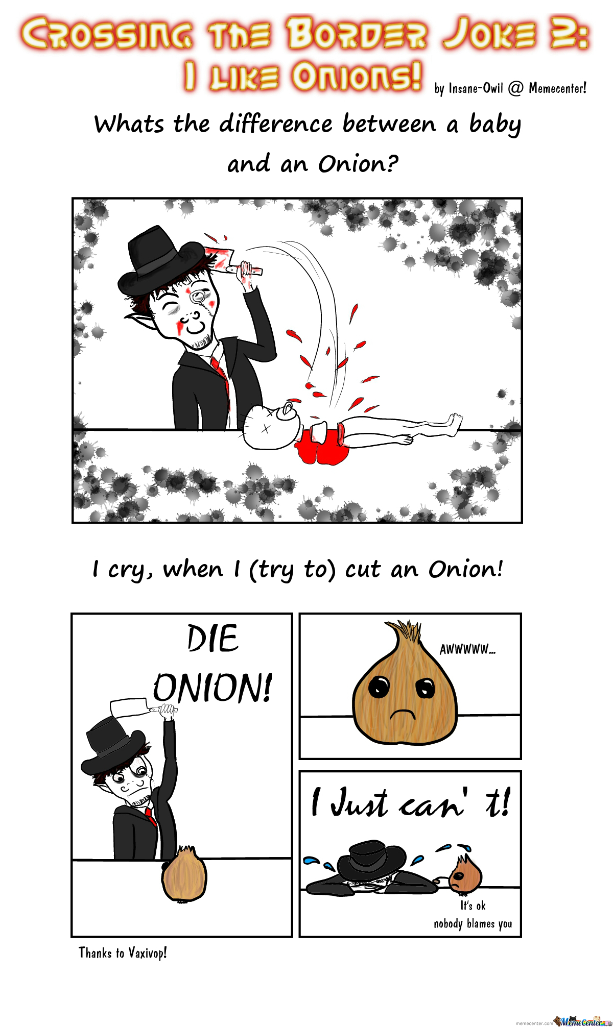 Onionpower, The Might Of Onions!