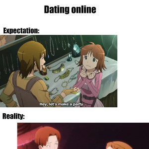 Anime online dating site