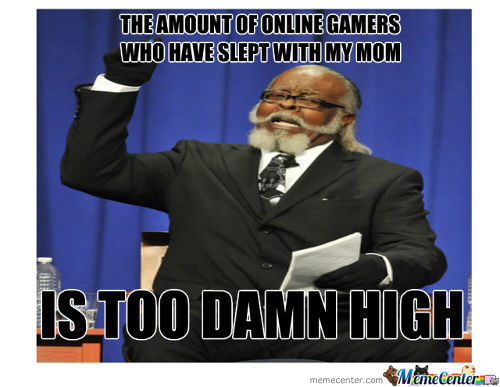 Online Gamers In A Nutshell