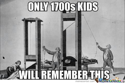 Only 18 Century Kids Will Remember This!!!!