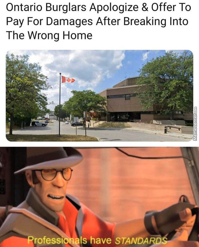 Only A Canadian Thing