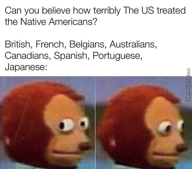 Only Bad When America