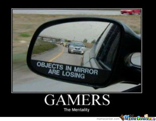 Only Gamers Will Understand