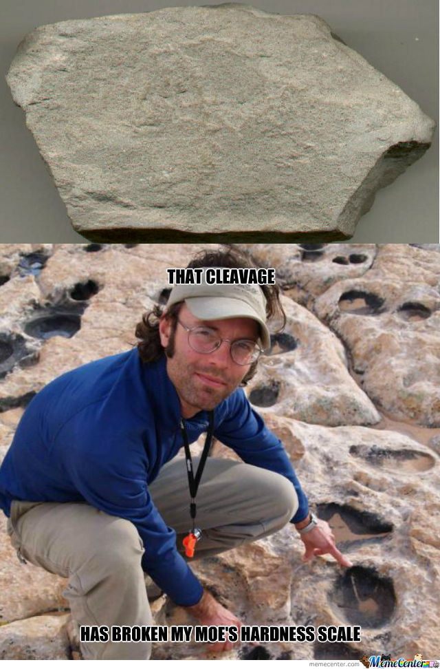 Only Geology Geeks Will Understand...