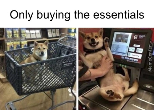 Only Goods I Need