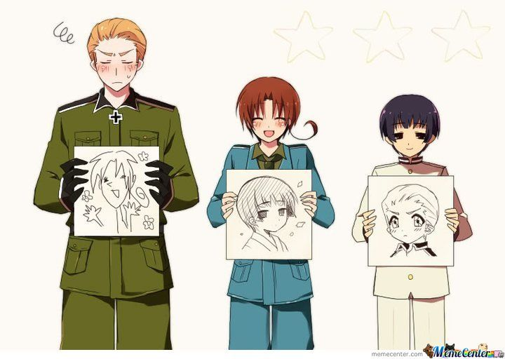 Only Hetalia Fans Would Get This But Its Plain Awesome. Pasta~