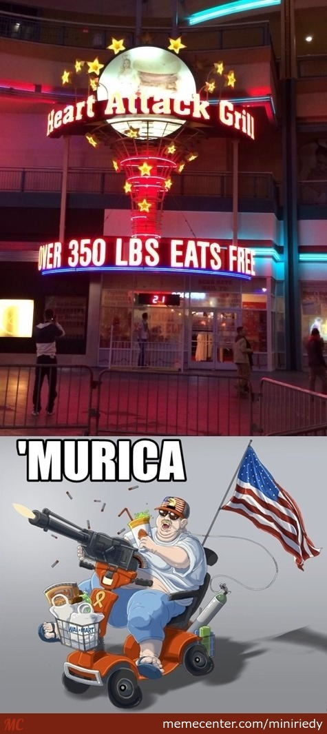 Only In 'murica