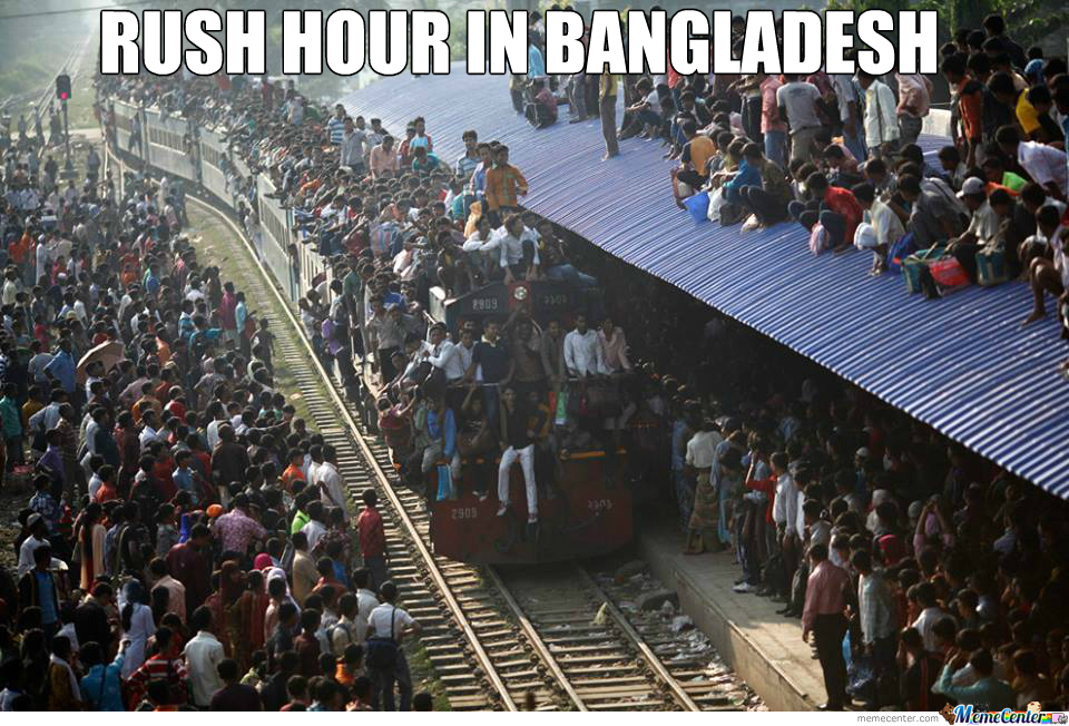 Only In Bangladesh!