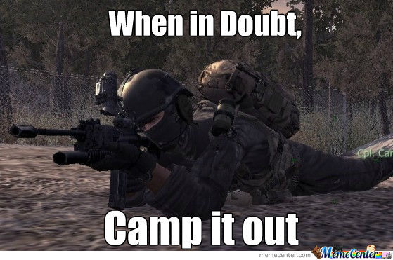 Only In Call Of Duty