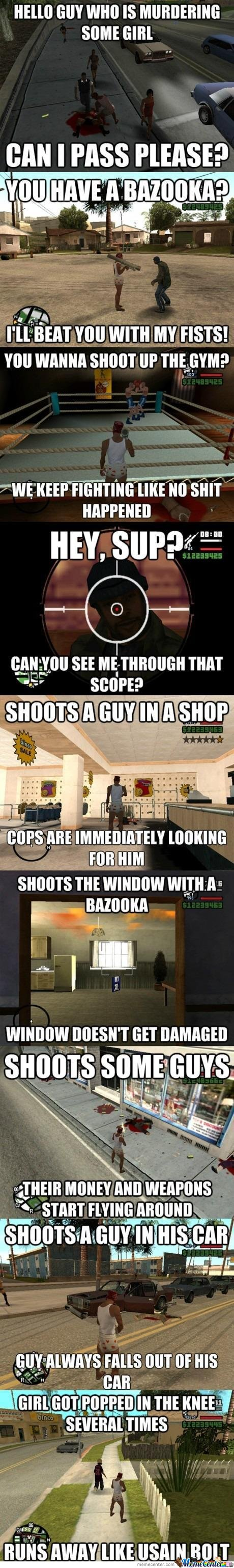 Only In Gta