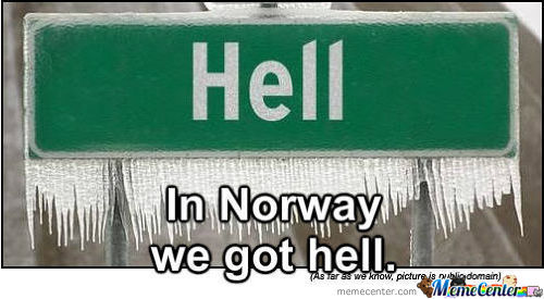 Only In Norway