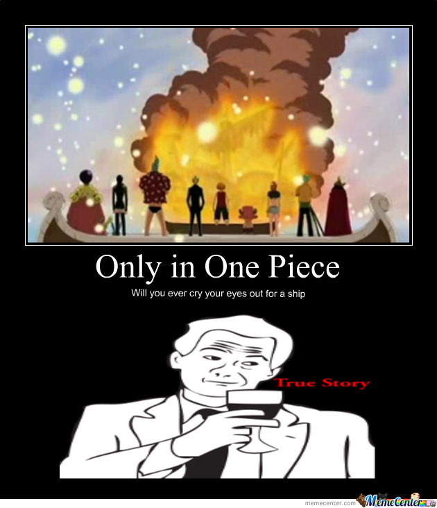 Only In One Piece
