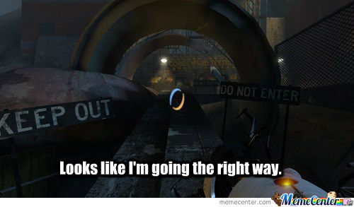 Only In Video Games