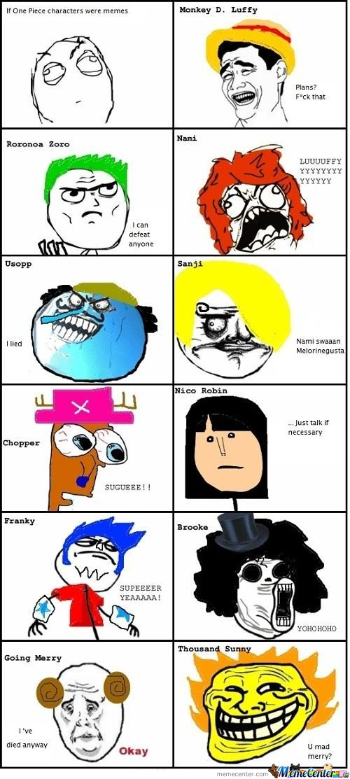 Only Onepiece Fans.