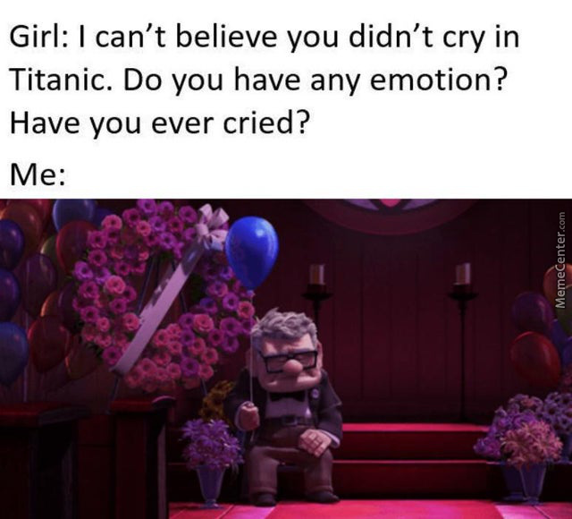 Only Real Men Cried Here