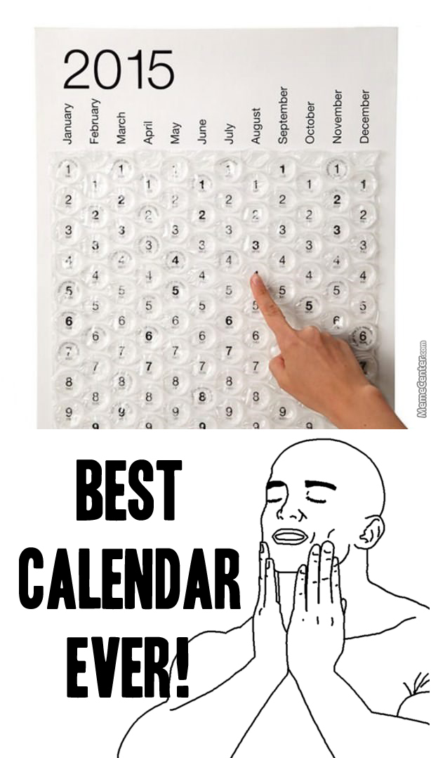 Oops, I Just Used Up The Entire Year In 5 Seconds!