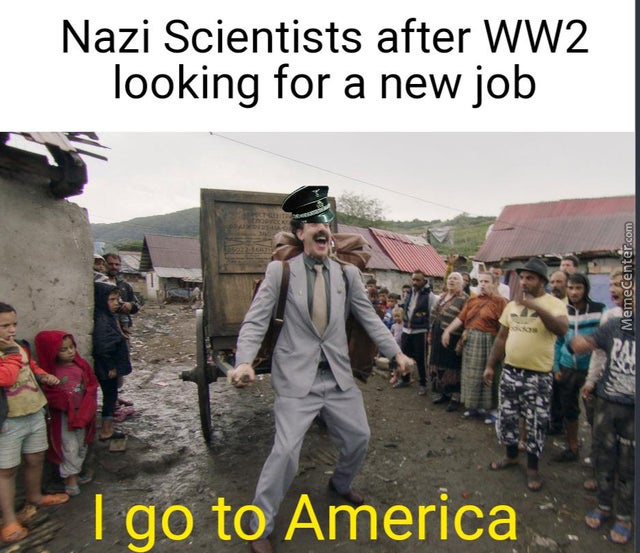 Operation Paperclip Go Brrr