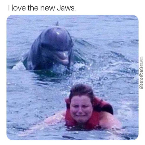 Or Is It Now About The Jaws? ( ͡° ͜ʖ ͡°)