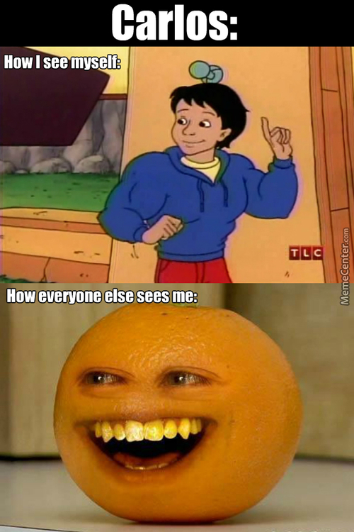 Orange You Glad I Don't Laugh Afer Everyone Of Y Puns?... Okay Maybe I Do.