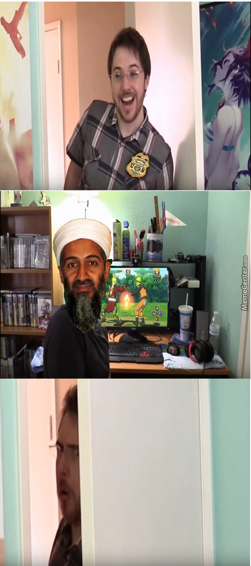 Osama Bin Laden Turned Out To Be A Weeb