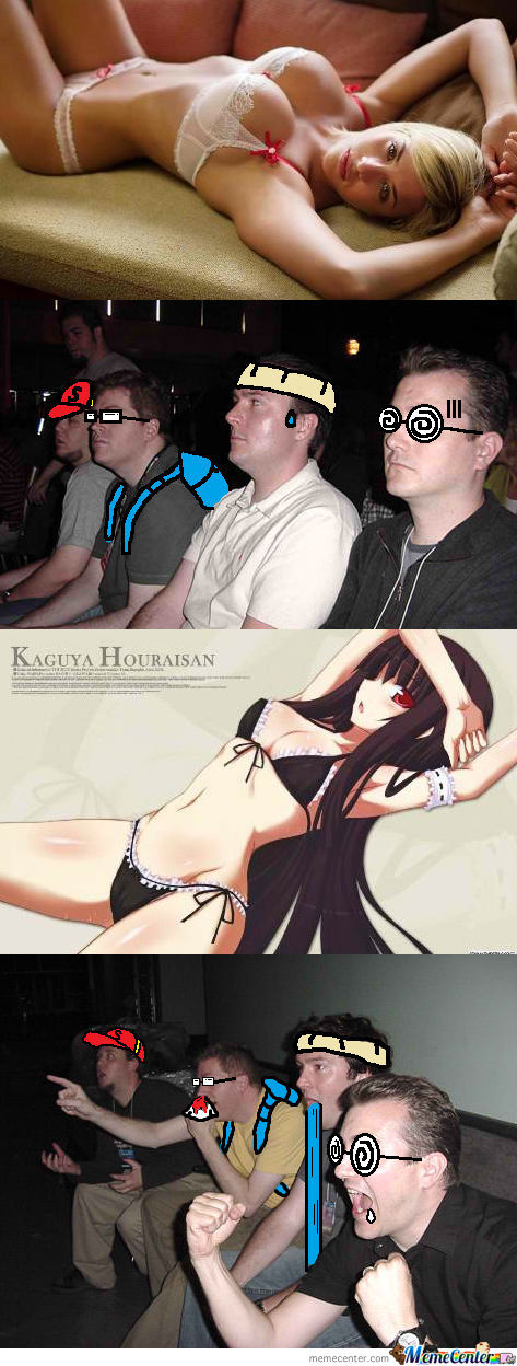 Otakus, They Can Leave 3D World For Their Waifus!