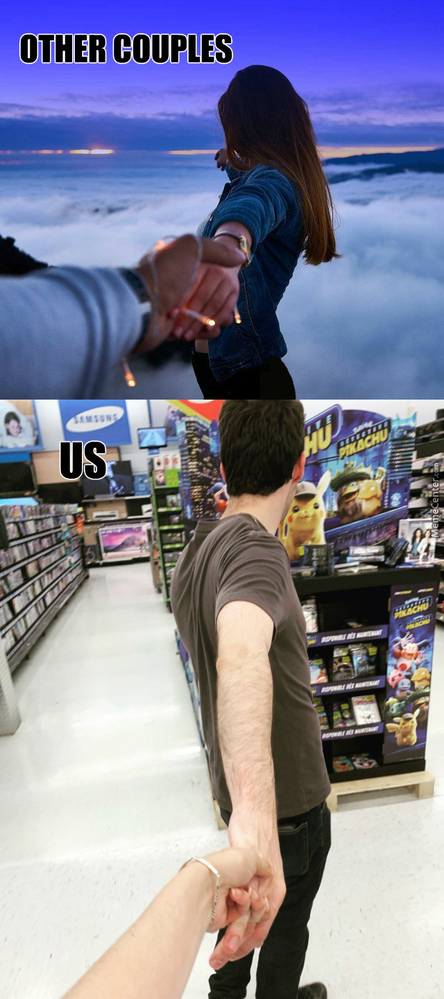 Other Couples Vs Us