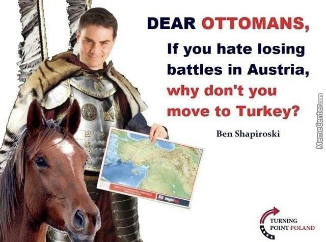 Ottomans Destroyed By Facts And Logic