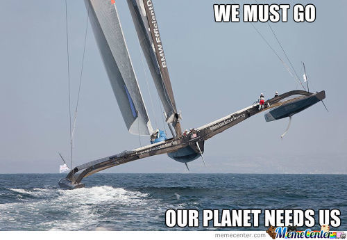Our Planet Needs Us