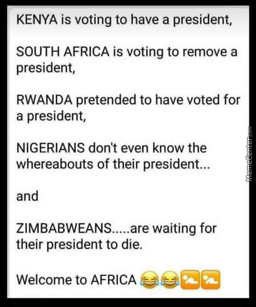 Our Presidents...