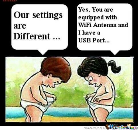 Our Settings