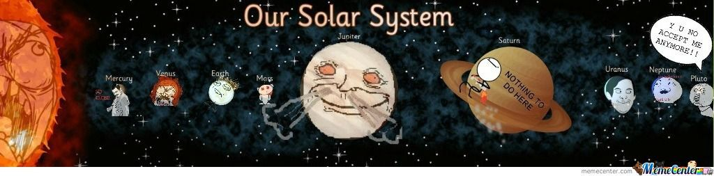 silly meme solar system - photo #19
