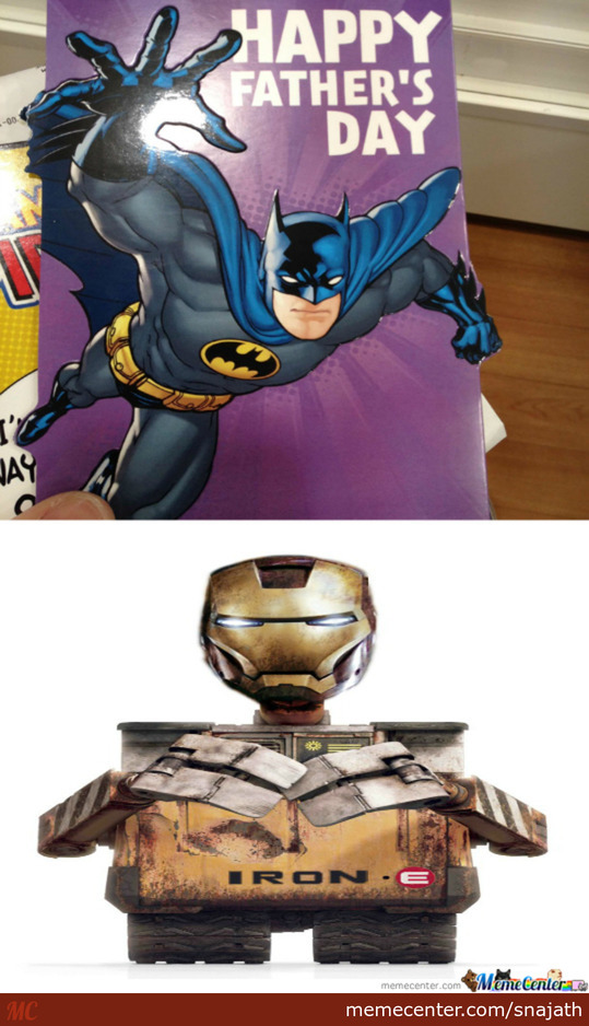 Out Of All The Superheroes Out There, Why Batman??