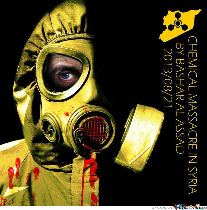 Over 1300 Citizens, 500 Children Among Them Were Killed By Chemical Weapons By The Dawn Of That Day. Never Forget
