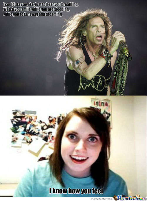 Overly Attached Aerosmith