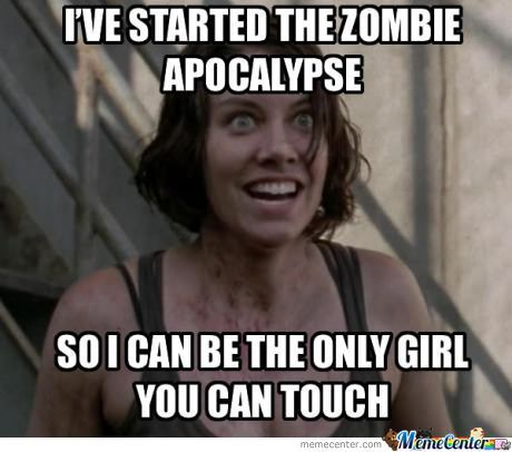 Overly Attached Maggie