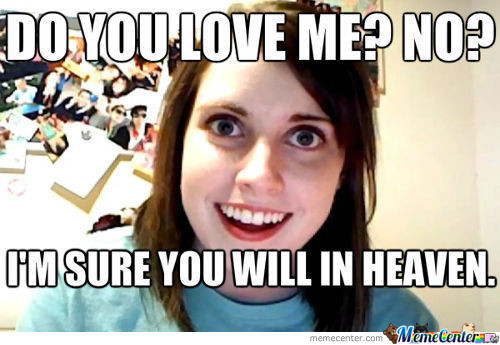 Overly Attached Murderer