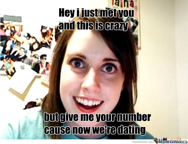 Overly Attached Stalker