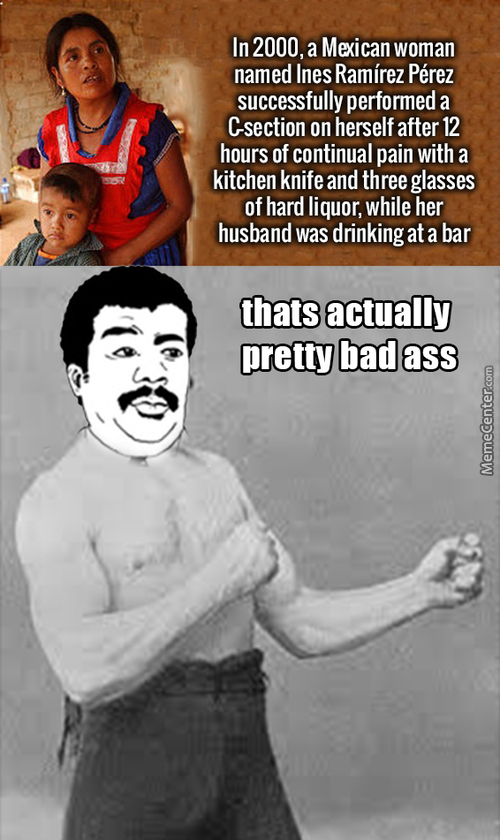 Overly Manly Man Approves