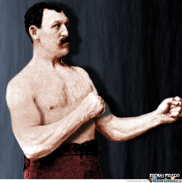 beowulf the overly manly man Overly manly man vs chuck norris forum  vs thread board  overly manly man vs chuck norris the rich text editor does not work with javascript switched off.