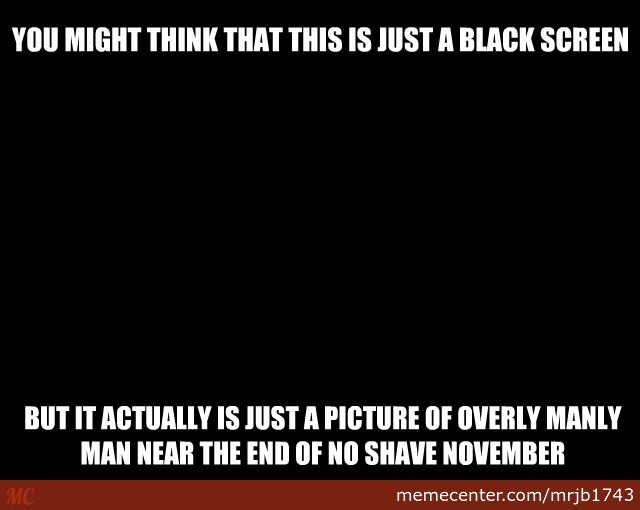 Overly Manly Mans Overly Manly Beard