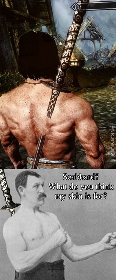 Overly Manly Nord