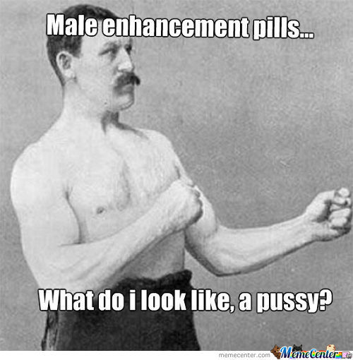 Overly Manly